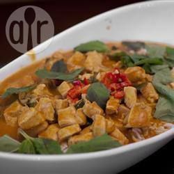 Recipe Picture:Penang Coconut Chicken Curry