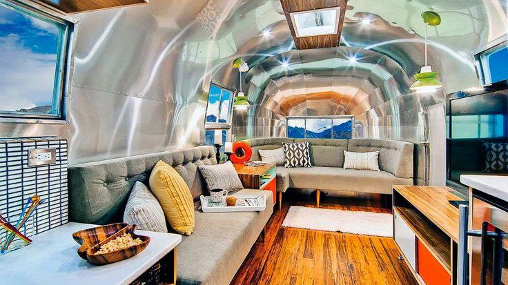 Coolest Airstream Trailers In The World - Thrillist