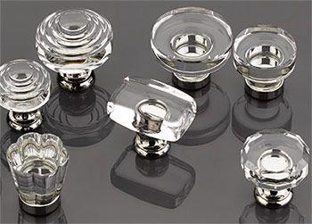 Nice The Emtek Crystal Cabinet Hardware Collection Idea For Her Dressing Room  Knobs.