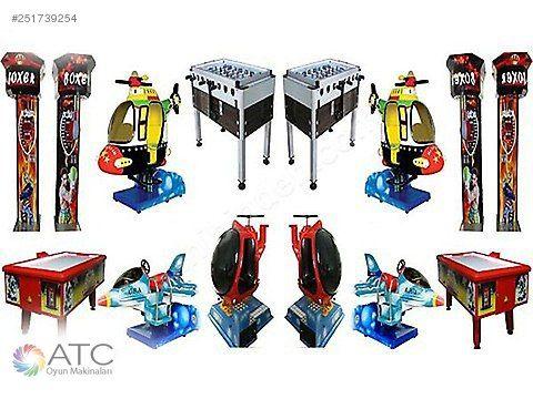 Alışveriş / Hobi & Oyuncak / Ticari Oyun Ürünleri / Çocuk Eğlence Makinesi www.kiraliklangirtmakinalari.com