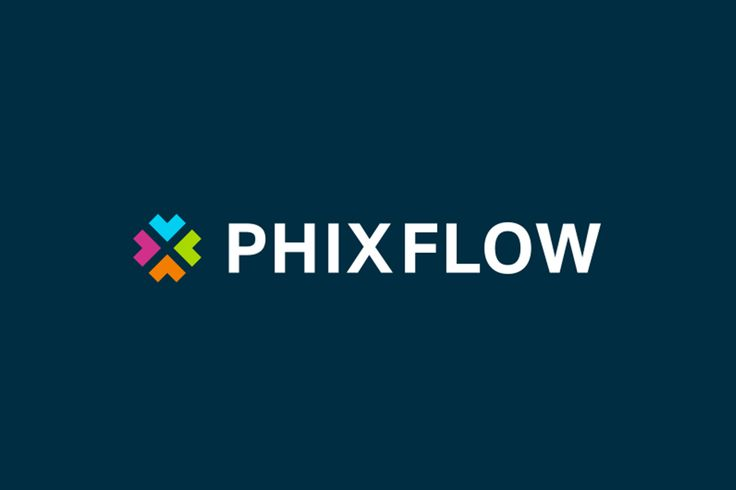 Adjustments to Phixflow's logo system to complement a new website for data sytems specialist. Case study: http://www.onespacemedia.com/projects/digital-transformation-data-powerhouse #webdesign #logo