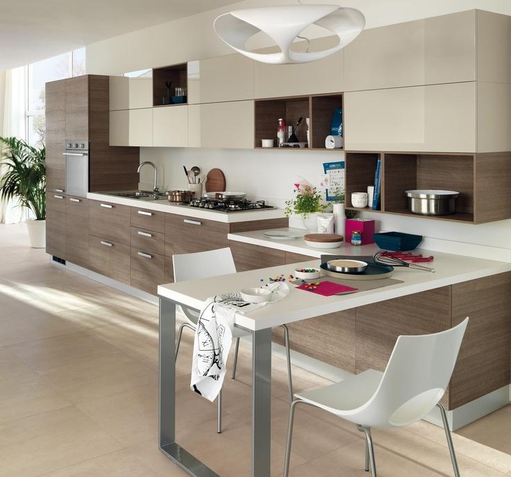 Oltre 25 fantastiche idee su cucine su pinterest storage for 90s kitchen remodel