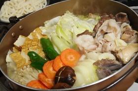 広島県の郷土料理☆美酒鍋(びしょなべ)