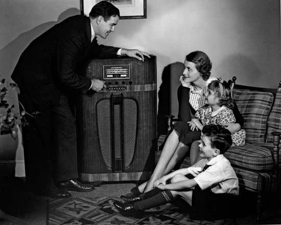 April 6 – Radio Debuts