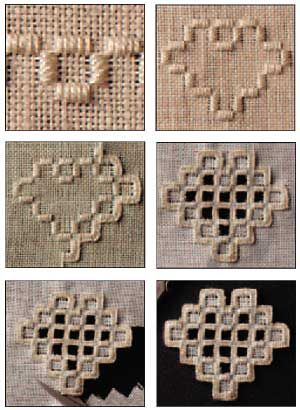 HARDANGER EMBROIDERY PATTERNS                                                                                                                                                                                 More