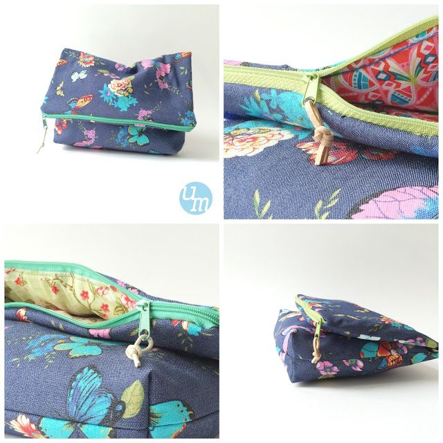 Makeup bags,  made by unikatmodell