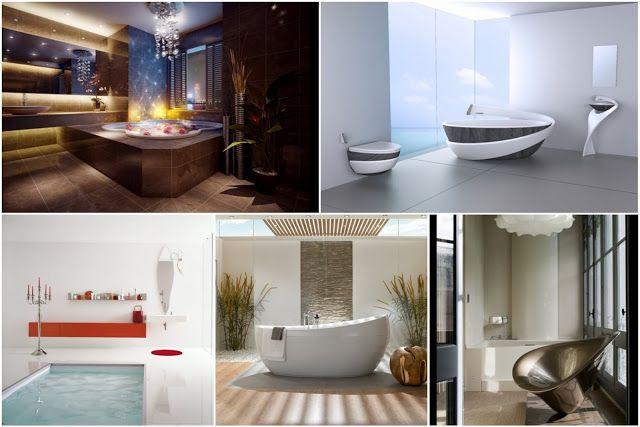 Http Www Interior4design Com 2018 05 Luxury Bathroom Designs For