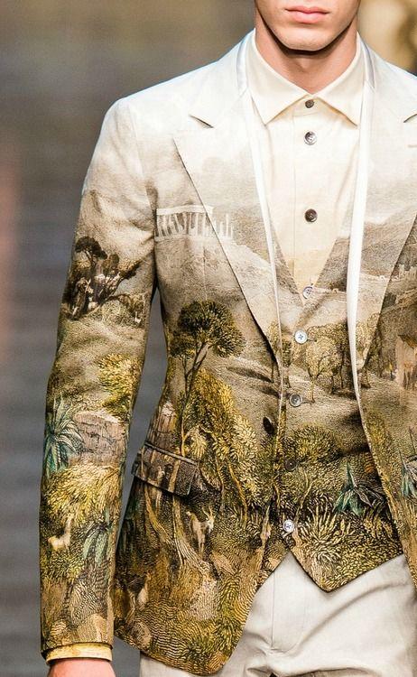 #fashion #menswear #man hautekills: #Dolce&Gabbana | s/s 2014