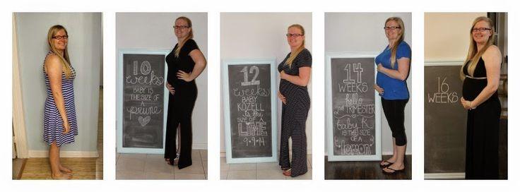 Newly Kozell: 16 weeks Bump Update