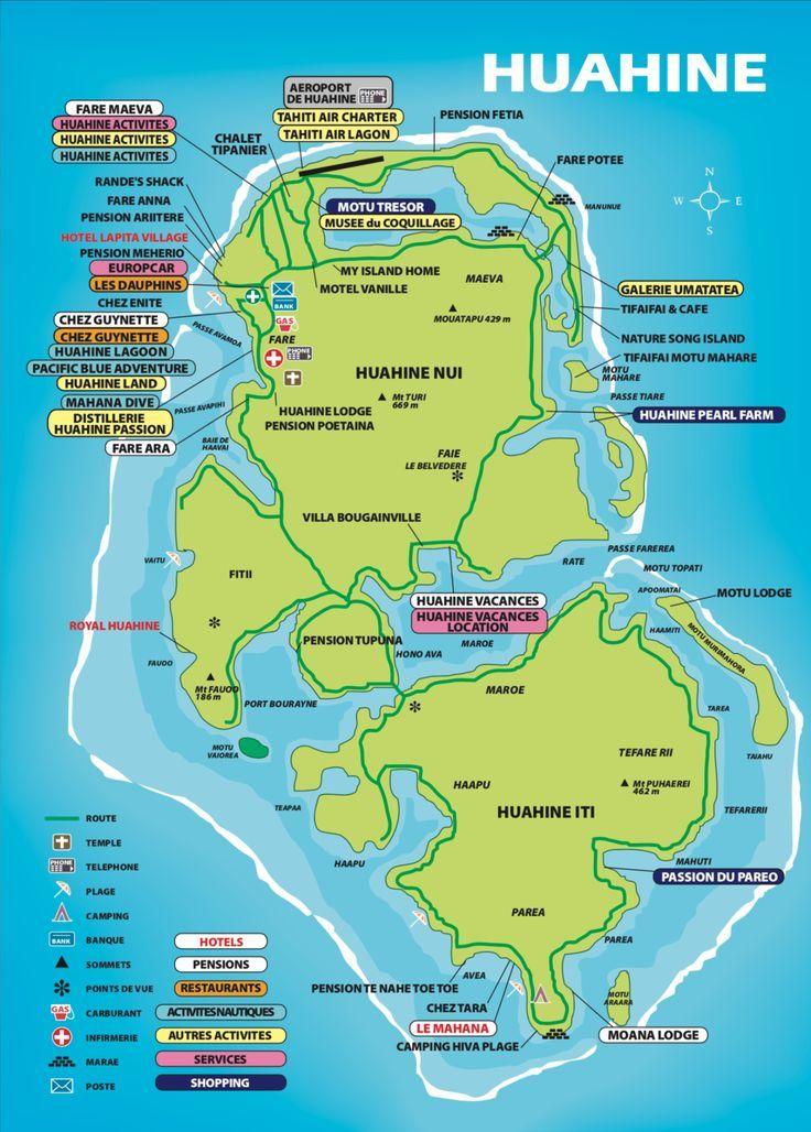 Islands Carte Islands Carte Inseln Karte Carte Des Iles