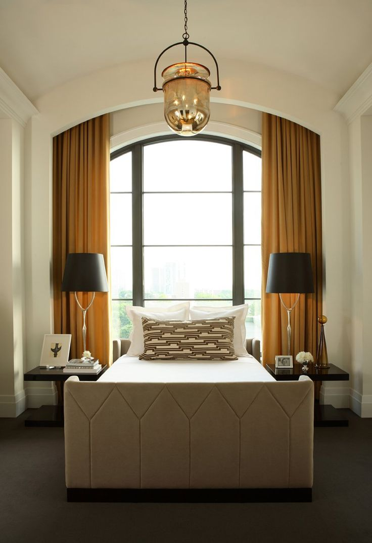 Masculine bedroom inspiration! Guestroom, Curtains, Masculine Bedrooms ...