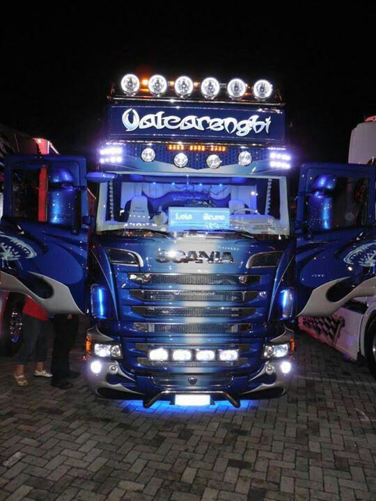 Haai Scania