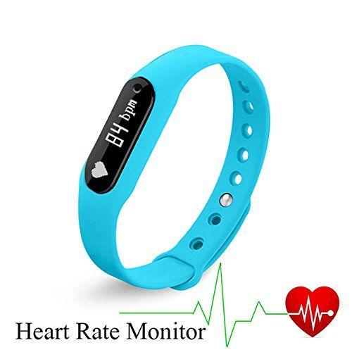 XIHE Pulsera de Fitness Relojes inteligentes -Podómetros Pulsómetros Monitor de ritmo cardíaco Seguimiento de calorías - https://complementoideal.com/producto/tienda-socios/xihe-pulsera-de-fitness-relojes-inteligentes-podmetros-pulsmetros-monitor-de-ritmo-cardaco-seguimiento-de-caloras-actividad-fsica-sleep-monitor-pantalla-tctil-impermeable-para-ios-y-android/