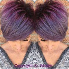 Ben jij dol op paars? Check dan snel deze 10 korte modellen in de mooiste paarse kleuren