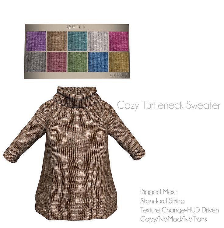 Cozy Turtleneck Sweater | Flickr - Photo Sharing!