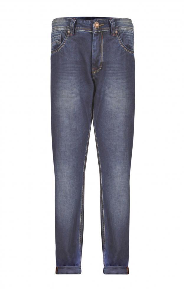 Ανδρικό παντελόνι denim basic | Παντελόνια τζίν - Jeans & Denim -