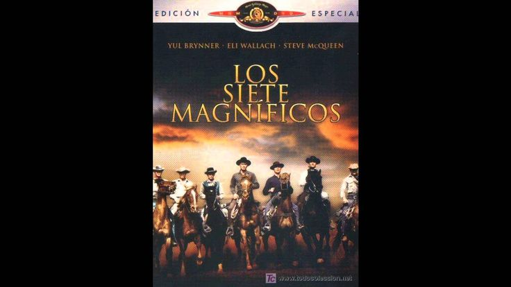[HD] BSO / OST - Los 7 Magníficos / The Magnificent Seven