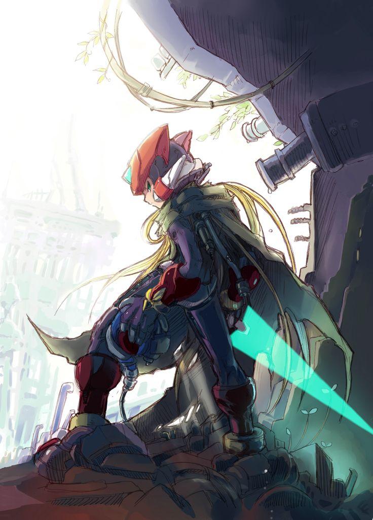 Tags: Zero (Megaman Zero), Rockman Zero