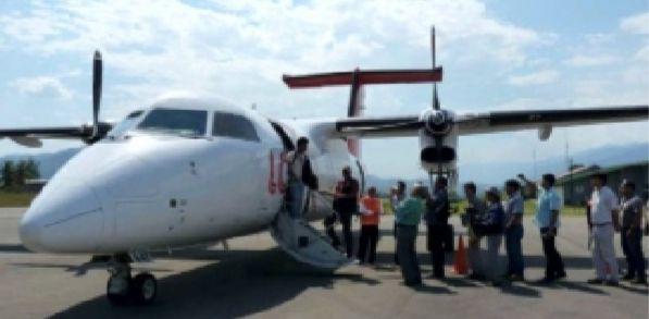 Concesionarán aeropuertos de Yurimaguas-Rioja - DIARIO AHORA (Comunicado de prensa)