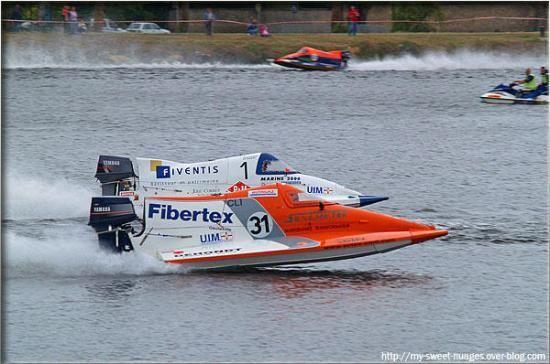 Motonautisme F1 - http://www.mondeduloisir.fr/tv-en-direct/