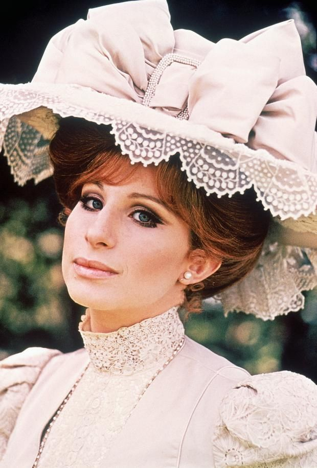 Barbra Streisand in Hello Dolly ! Put on your Sunday hat!