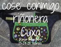 Tutorial sobre cómo coser una riñonera CUXA del blog de Mónica Rojo Ababol. Muy interesante!