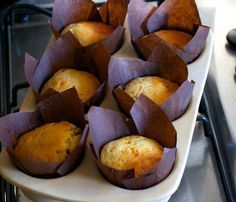 Mary Berry chocolate chip muffins