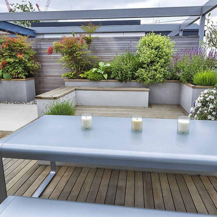 Roof Top Garden Terrace Garden Kitchen Garden Vegetable: 1955 Best Roof Terraces Images On Pinterest