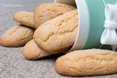 Biscotti da Inzuppo Ho sostituito l'ammoniaca la prima volta con il lievito e la seconda con bicarbonato e cremor tartaro in parti uguali con ottimi risultati!