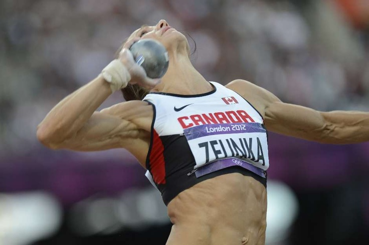Canada's Jessica Zelinka: Photo Editor, Posts Photo