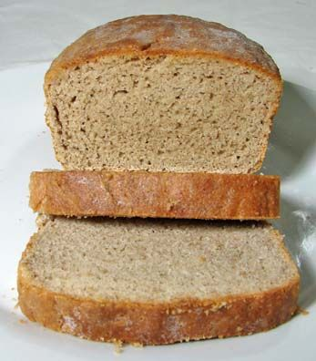 Buckwheat Bread Recipe wonder how this would turn out with gluten free bread flour!