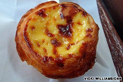 CNN Travel: 10must try Macau foods