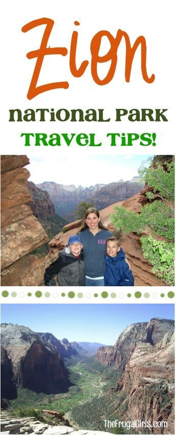 Zion national park utah travel tips from for Vacation rentals near zion national park