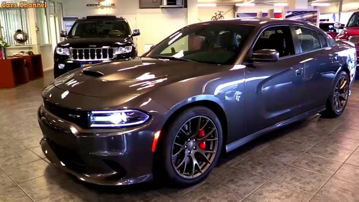 2017 Dodge Charger Hellcat Review - Exterior and Interior