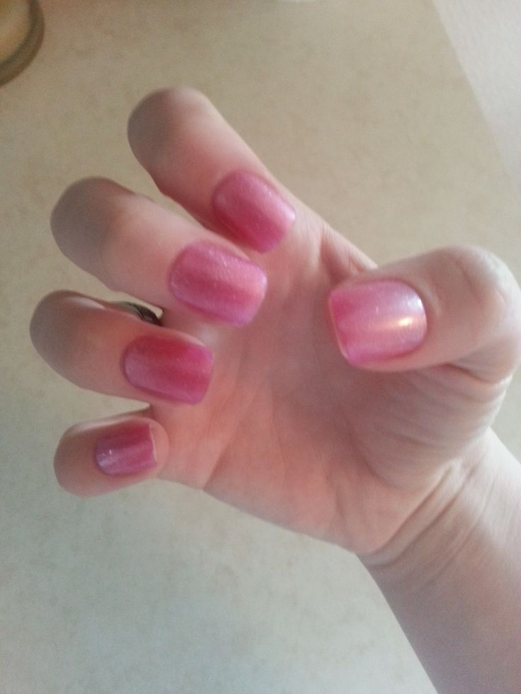 My Impress Manicure from Broadway Nails :) #influenster #broadwaynails #free sample