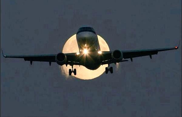 Fly me to the moon! Perfect timing.