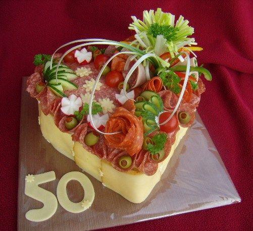Slané srdíčko • k narozeninám
