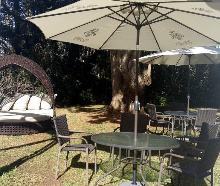 Garden Spa Decor at Senses Day Spa