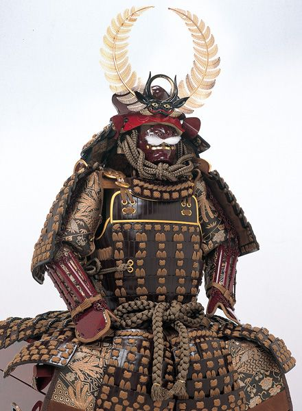 SHOGUN TOKUGAWA IEYASU - (1542-1616) FINALLY UNIFIED ALL OF FUEDAL JAPAN UNDER THE TOKUGAWA SHOGUNATE, FOUGHT IN MANY BATTLES WITH THE LIKES OF ODA NOBUNAGA IN HIS RISE TO SHOGUN.