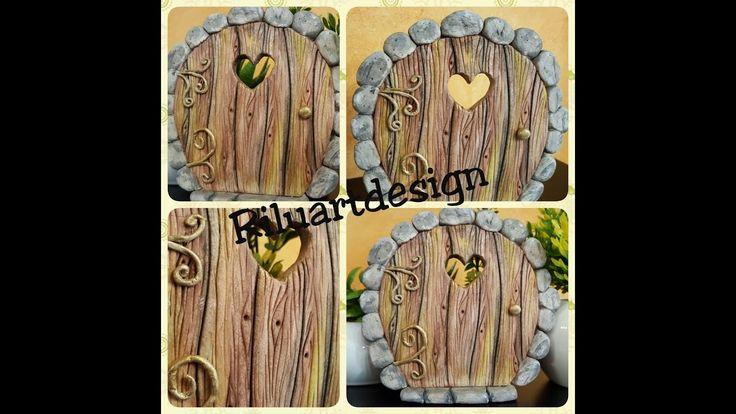 Fairy door DIY 2/2
