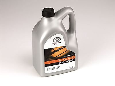 Genuine toyota 5l #engine oil #5w-30 for 1ww/2ww diesel ##engines - 0888083478,  View more on the LINK: 	http://www.zeppy.io/product/gb/2/222092540694/