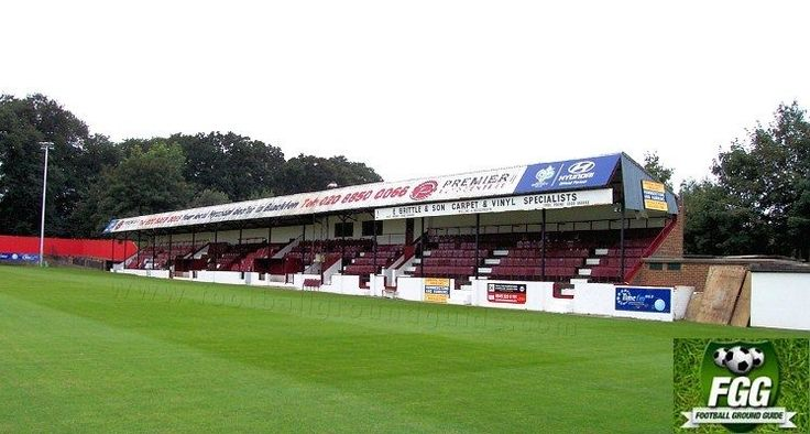 Welling United FC | Park View Road Ground | Football Ground Guide
