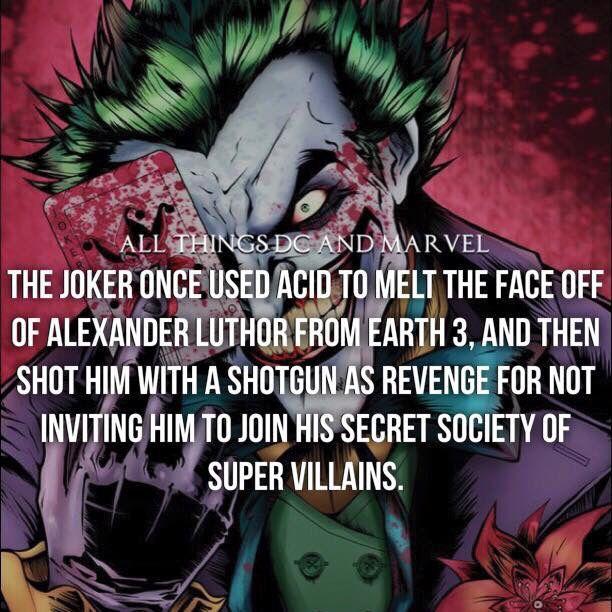 Joker Info