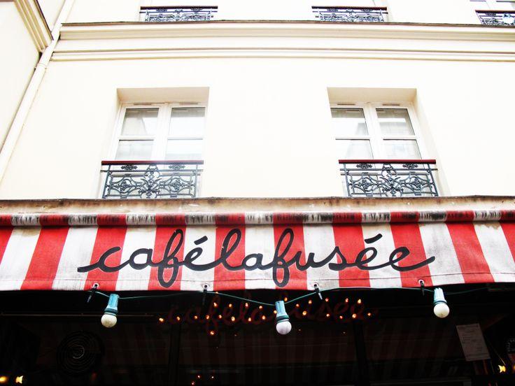 Café La Fusée is just around the corner to serve you the ultimate Croque Monsieur.  https://www.facebook.com/pages/Café-La-Fusée/170709042974176?fref=ts