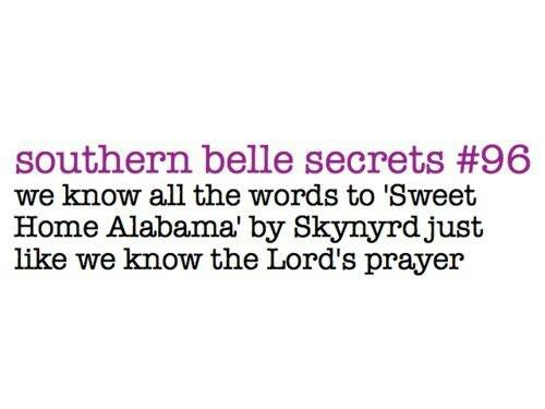 Southern Belle Secret #96