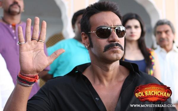 Bol Bachchan Ajay Devgan