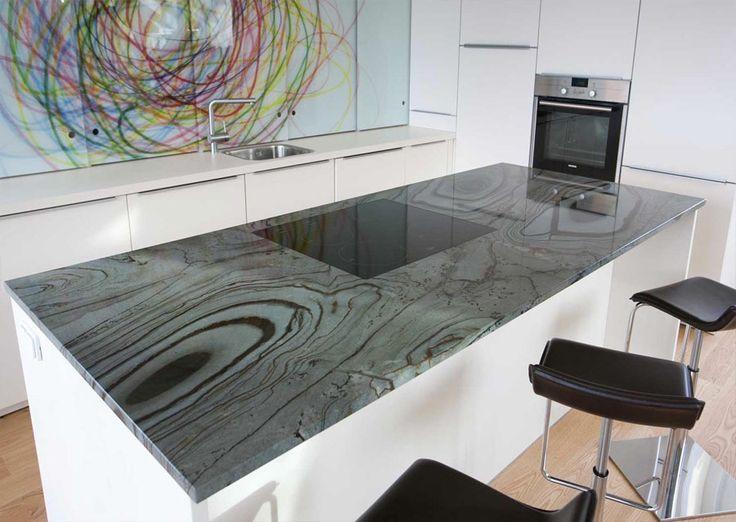 Oltre 25 fantastiche idee su Küchenarbeitsplatte granit su - küchenarbeitsplatten granit preise