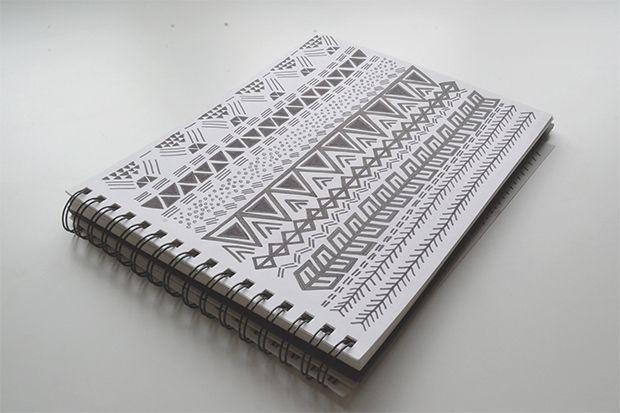 aztec-drawing.jpg (620×413)   Aztec drawing, Pattern ...
