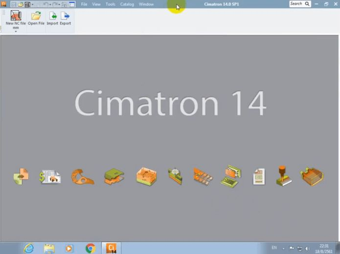 Working with Cimatron 14 0 full license   CAD CAM CNC SOFTWARE