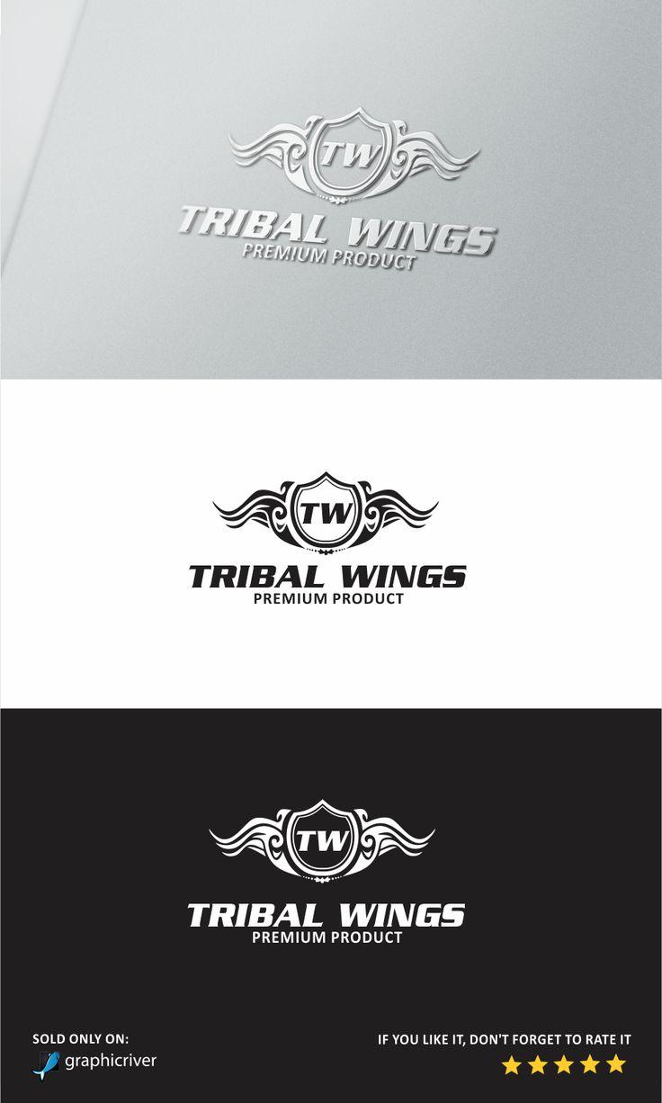 Tribal Wings #logo for premium hotel http://graphicriver.net/item/tribal-wings-logo/5817222?WT.ac=portfolio&WT.seg_1=portfolio&WT.z_author=susenoexclusive?ref=susenoexclusive